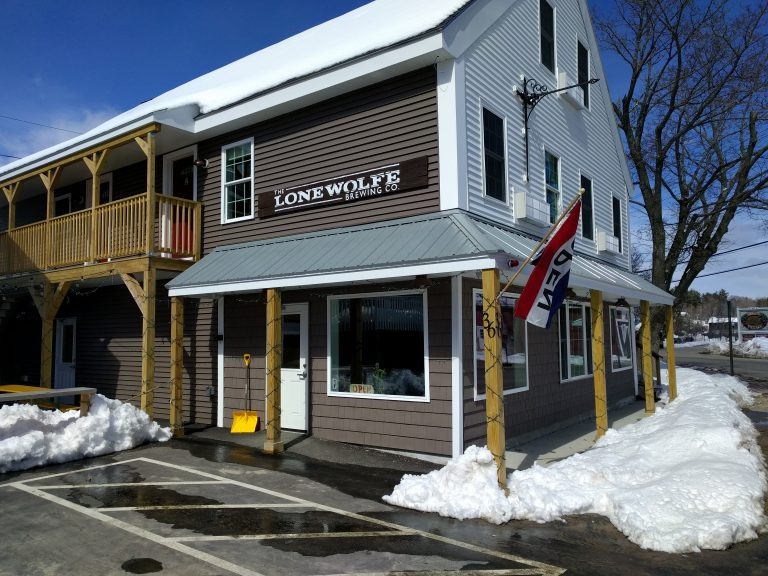 The Lone Wolfe Brewing Company, Wolfeboro, NH